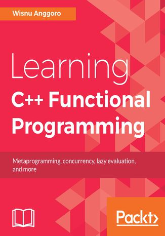 Okładka książki Learning C++ Functional Programming
