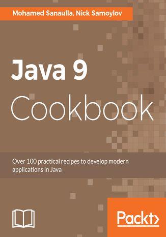 Okładka książki/ebooka Java 9 Cookbook