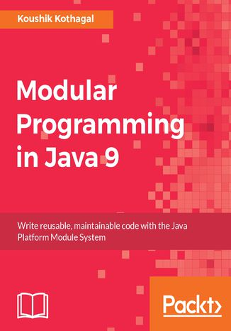 Okładka książki Modular Programming in Java 9