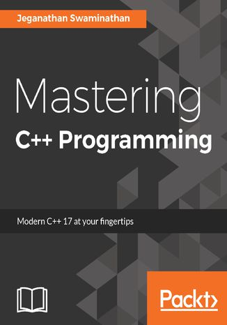Okładka książki Mastering C++ Programming