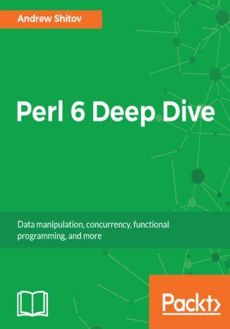 Okładka książki/ebooka Perl 6 Deep Dive