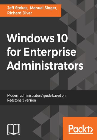 Okładka książki Windows 10 for Enterprise Administrators