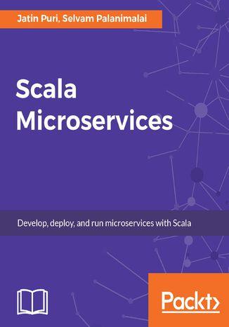 Okładka książki/ebooka Scala Microservices