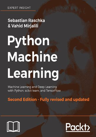 Okładka książki Python Machine Learning - Second Edition