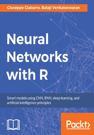 Okładka książki Neural Networks with R