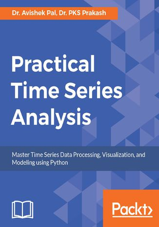 Okładka książki/ebooka Practical Time Series Analysis
