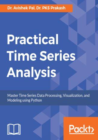 Okładka książki Practical Time Series Analysis