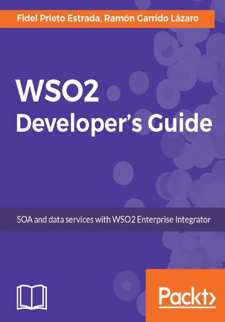 Okładka książki/ebooka WSO2 Developer's Guide