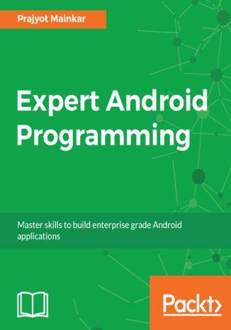 Okładka książki/ebooka Expert Android Programming