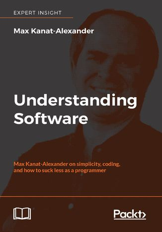 Okładka książki/ebooka Understanding Software