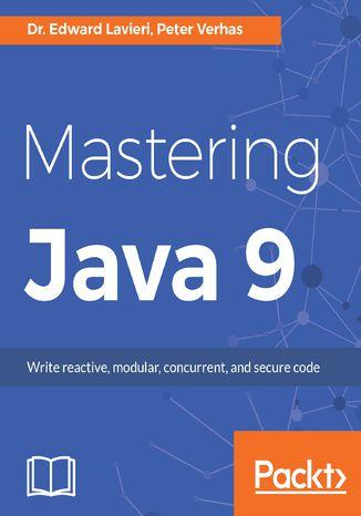 Okładka książki Mastering Java 9