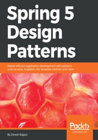 Okładka książki/ebooka Spring 5 Design Patterns