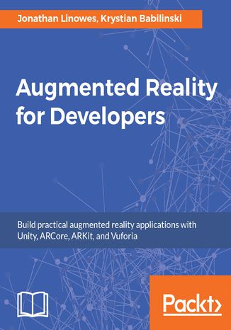Okładka książki Augmented Reality for Developers