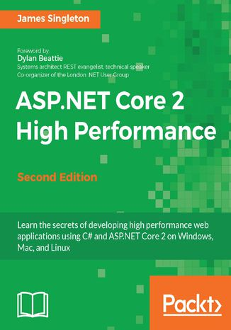 Okładka książki/ebooka ASP.NET Core 2 High Performance - Second Edition