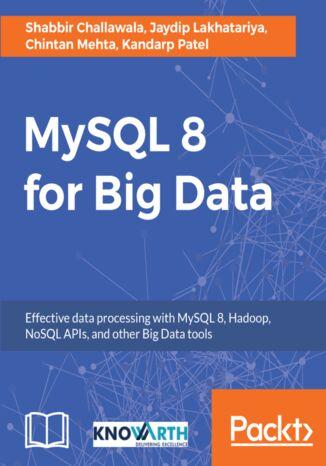 Okładka książki MySQL 8 for Big Data