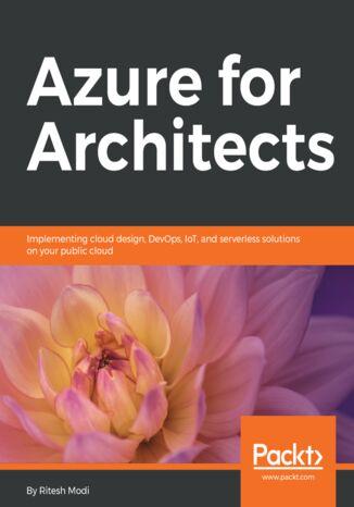 Okładka książki Azure for Architects
