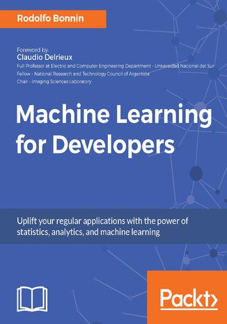 Okładka książki/ebooka Machine Learning for Developers