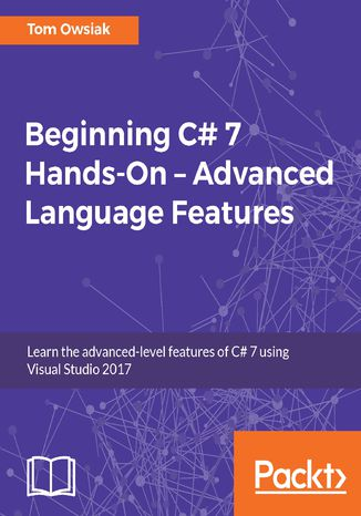 Okładka książki Beginning C# 7 Hands-On  Advanced Language Features