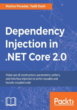 Okładka książki Dependency Injection in .NET Core 2.0