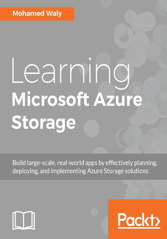 Okładka książki/ebooka Learning Microsoft Azure Storage
