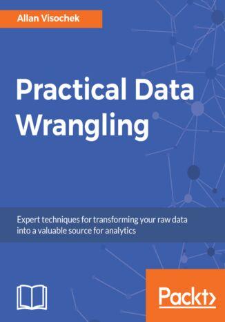 Okładka książki/ebooka Practical Data Wrangling