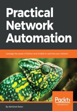 Okładka książki/ebooka Practical Network Automation