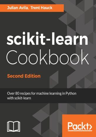 Okładka książki/ebooka scikit-learn Cookbook - Second Edition