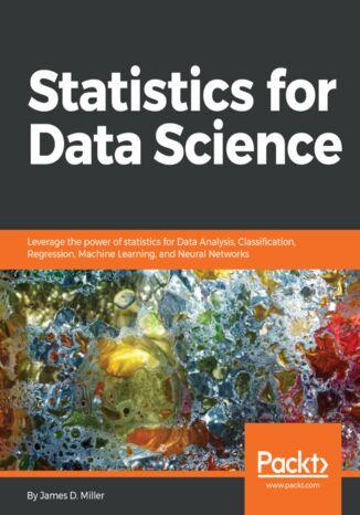 Okładka książki/ebooka Statistics for Data Science