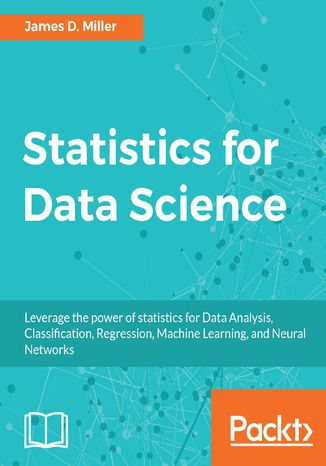 Okładka książki Statistics for Data Science