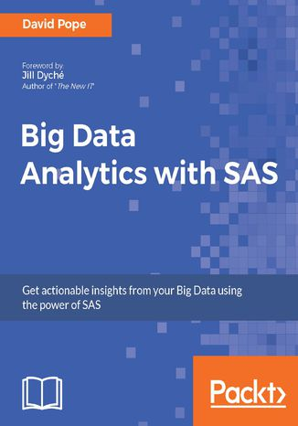 Okładka książki/ebooka Big Data Analytics with SAS