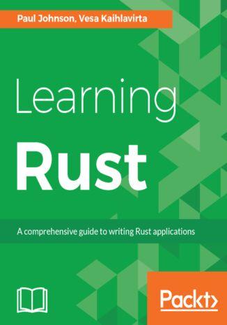 Okładka książki Learning Rust