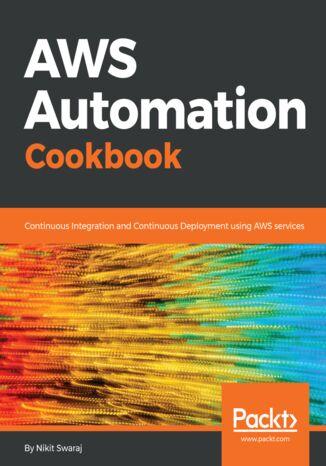 Okładka książki/ebooka AWS Automation Cookbook