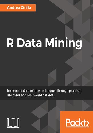 Okładka książki/ebooka R Data Mining