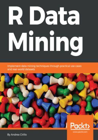 Okładka książki R Data Mining