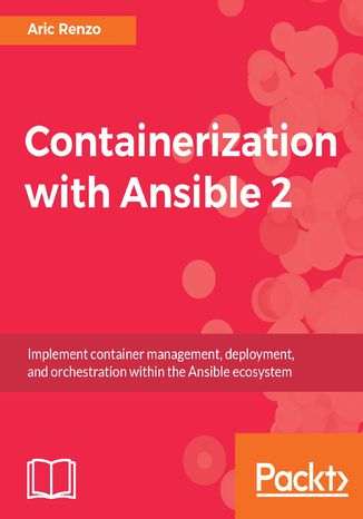 Okładka książki Containerization with Ansible 2