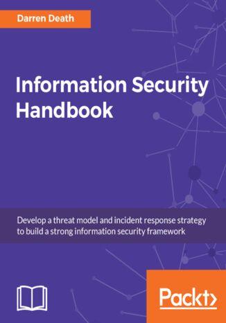 Okładka książki/ebooka Information Security Handbook