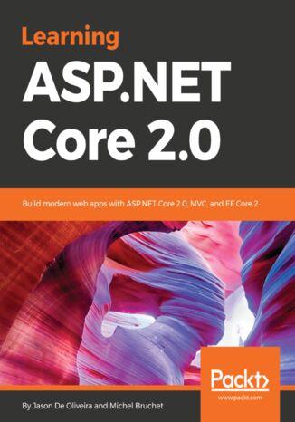 Okładka książki Learning ASP.NET Core 2.0