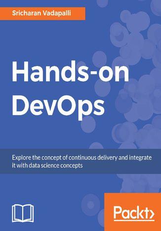 Okładka książki/ebooka Hands-on DevOps