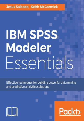 Okładka książki IBM SPSS Modeler Essentials