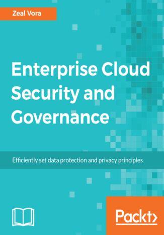 Okładka książki/ebooka Enterprise Cloud Security and Governance