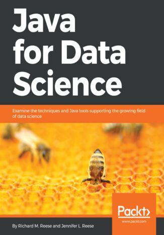 Okładka książki/ebooka Java for Data Science