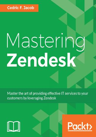 Okładka książki/ebooka Mastering Zendesk