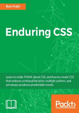 Okładka książki/ebooka Enduring CSS