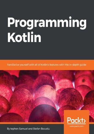Okładka książki/ebooka Programming Kotlin