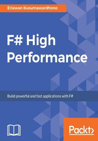 Okładka książki/ebooka F# High Performance