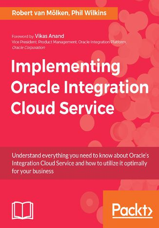 Okładka książki Implementing Oracle Integration Cloud Service