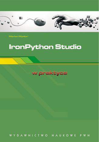 Okładka książki IronPython Studio