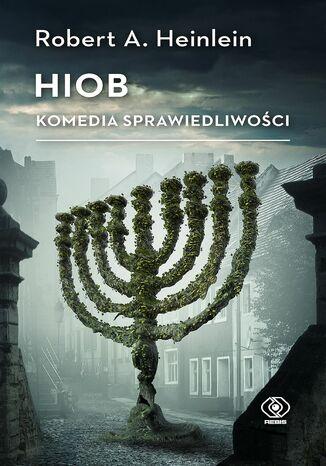Okładka książki Hiob. Komedia sprawiedliwości
