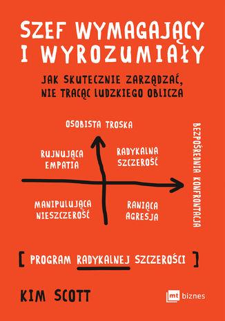 Okładka książki/ebooka Szef wymagający i wyrozumiały