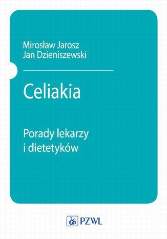 Okładka książki/ebooka Celiakia